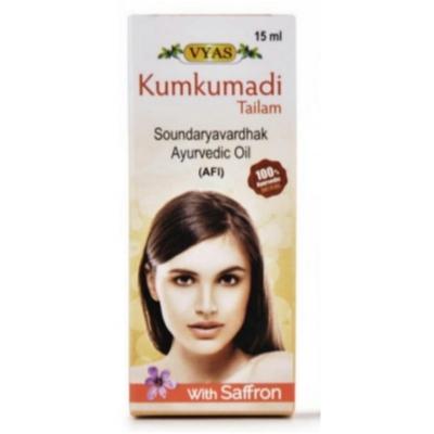 Vyas Kumkumadi Tailam 15Ml Natura Right