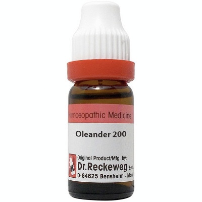 Dr Reckeweg Oleander 200 Ch 11Ml Natura Right