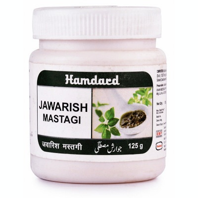 Hamdard Jawarish Mastagi 125g