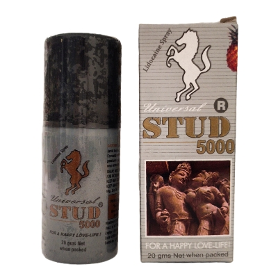 Universal Stud 5000 Spray 20gm