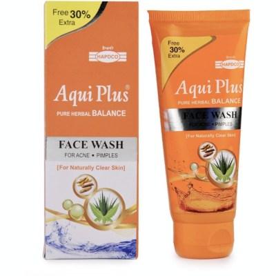 Hapdco Aqui Plus Face Wash 50ml