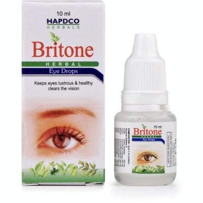 Hapdco Britone Eye Drops 10Ml Natura Right