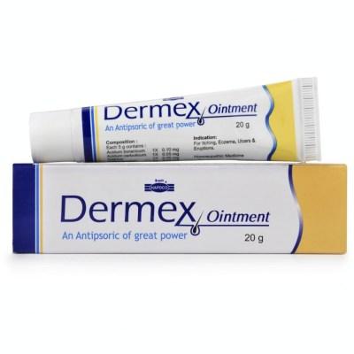 Hapdco Dermex Ointment 20G Natura Right