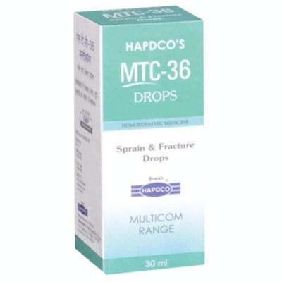 Hapdco MTC 36 Sprain Fracture Drops 30ml