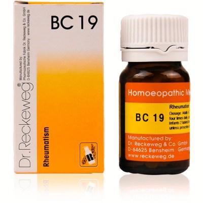 Dr. Reckeweg Bio Combination 19
