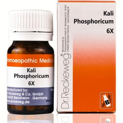 Dr. Reckeweg Kali Phosphoricum 6X