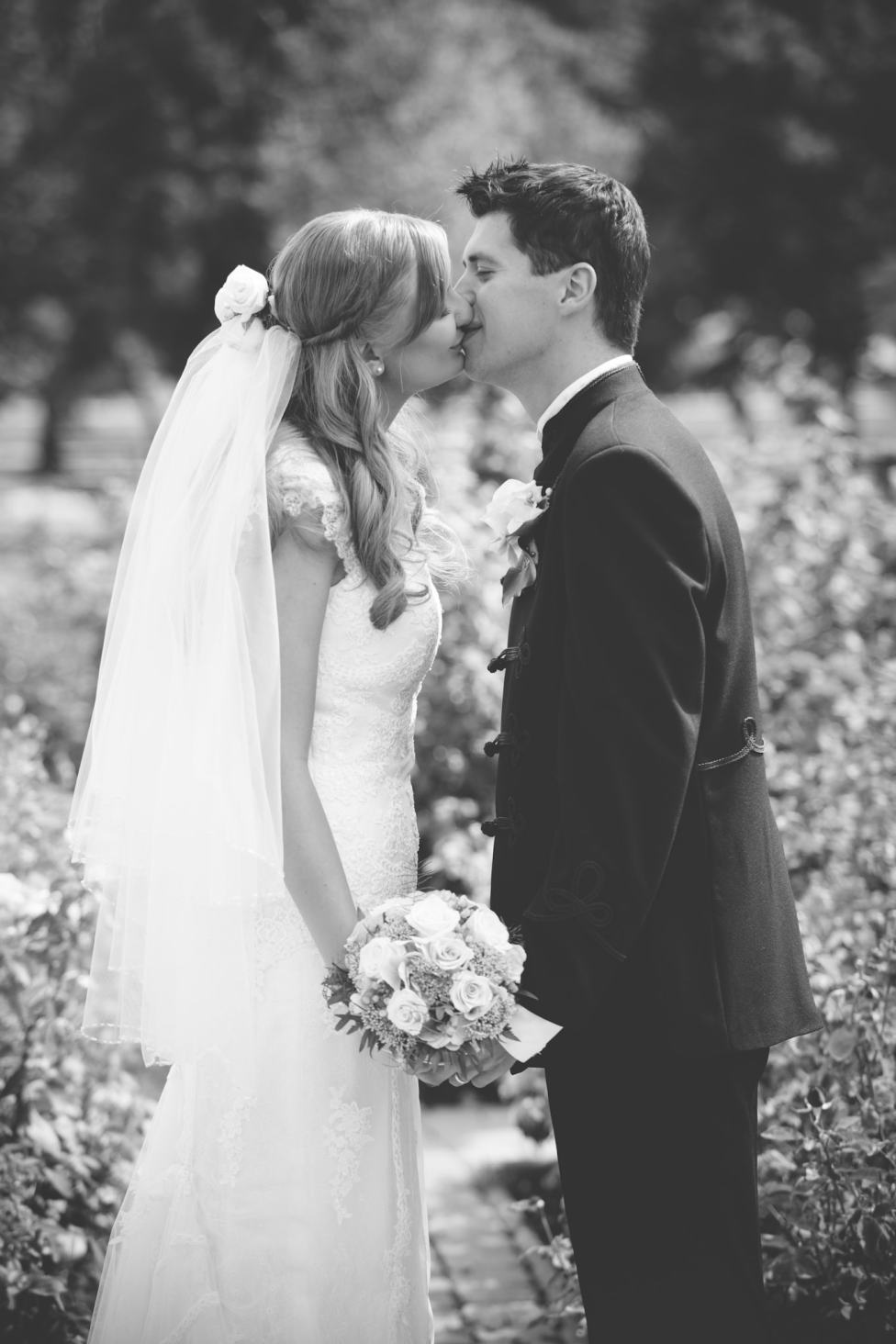 Esküvői csók