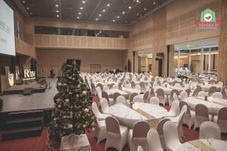 Céges karácsonyi rendezvény, ECC