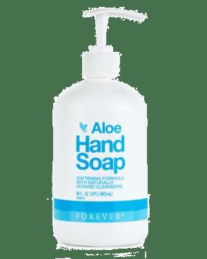 Aloe hand soap forever living