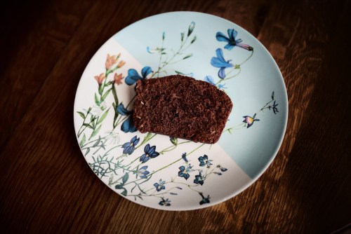 Gâteau au chocolat et aux amandes sans gluten et sans lactose