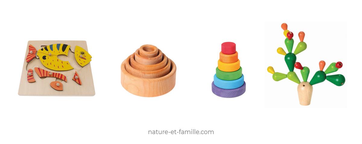 jouets montessori controle d'erreur