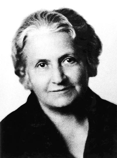 Maria Montessori blog nature-et-famille