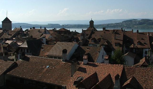 Guidage touristique à Morat