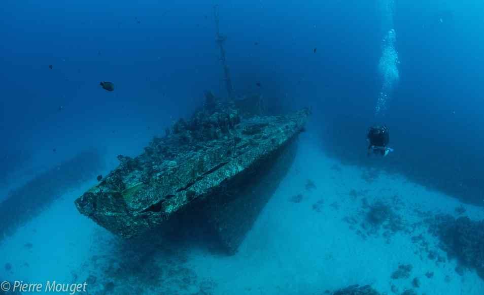 Sjour plonge  lle Maurice  Trou aux Biches avec Divers Ocean
