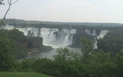 Brazil with Kids: Iguazu Falls (Foz do Iguacu)