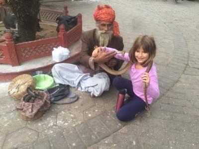 'Charming' India!
