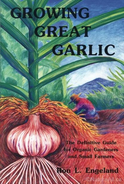 Growing Great Garlic - Front Cover