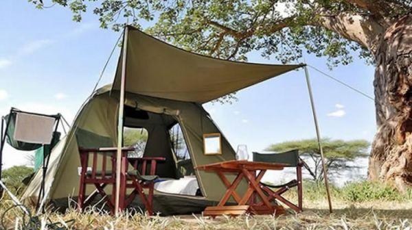 Maasai Mara & Lake Nakuru Camping Safari