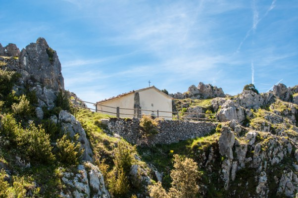 Chapelle Saint-Michel - Rocca Sparvièra
