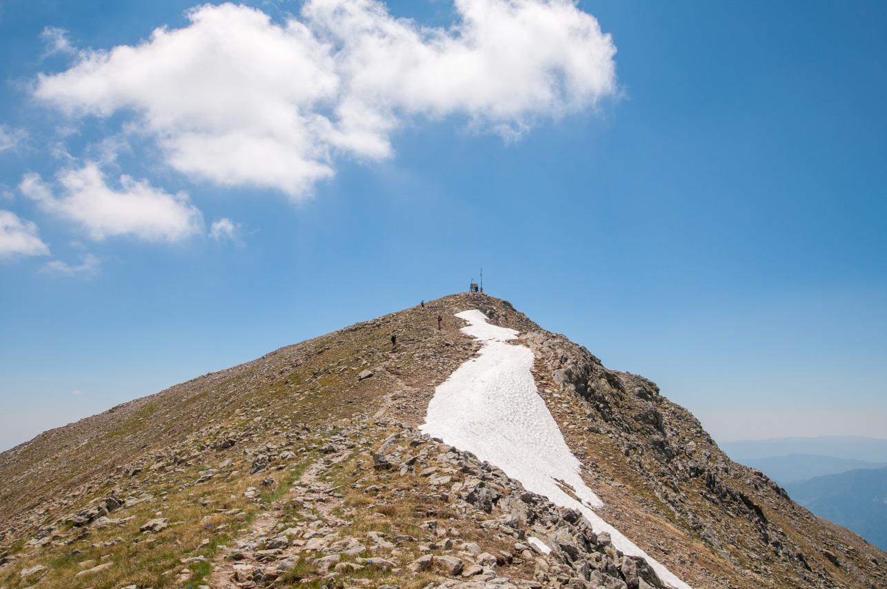 Vue du Mont Pépoiri