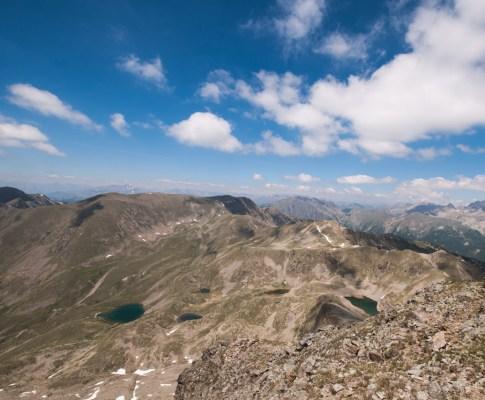 Vue depuis le Mont Pépoiri