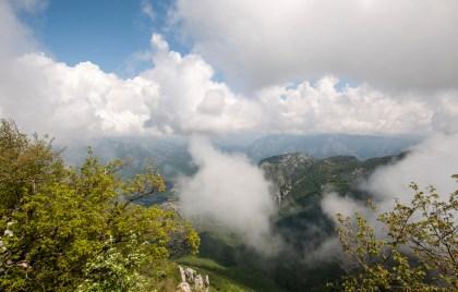 Randonnée - Tour du Mont Razet