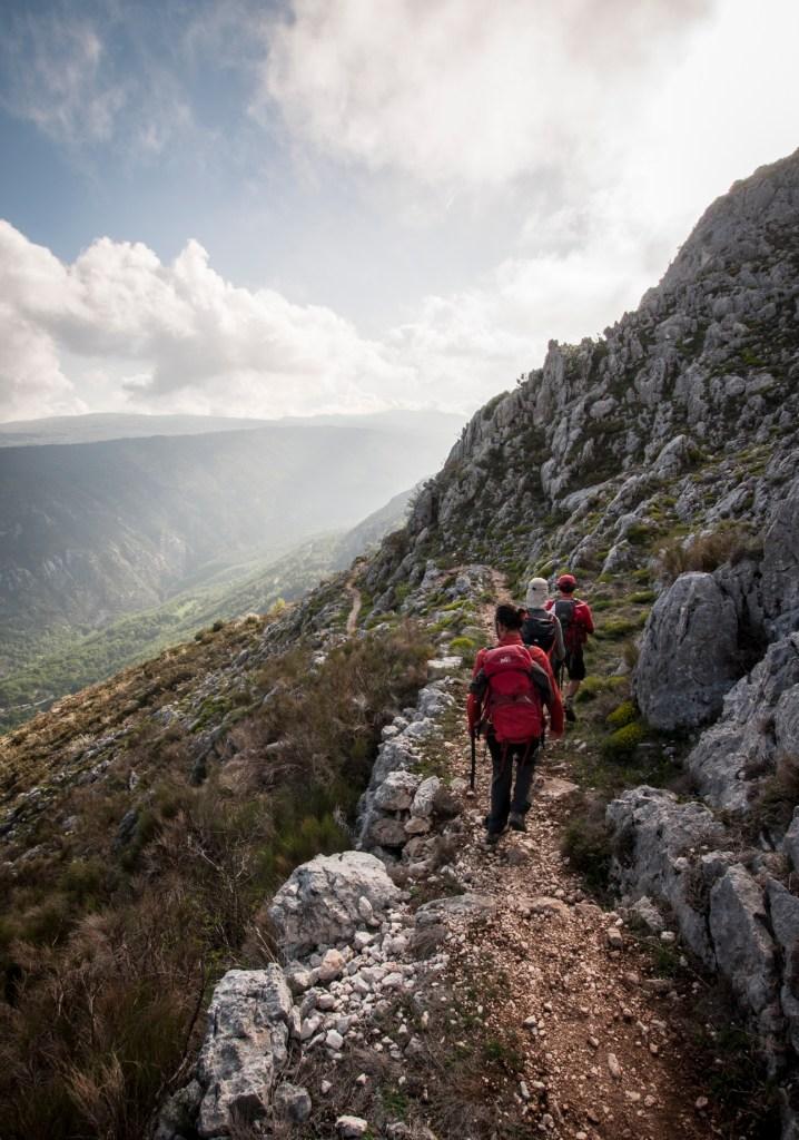 Randonnée - Montagne du Cheiron