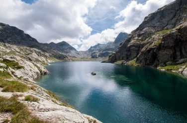 Randonnée - Les Lacs de Valmasque
