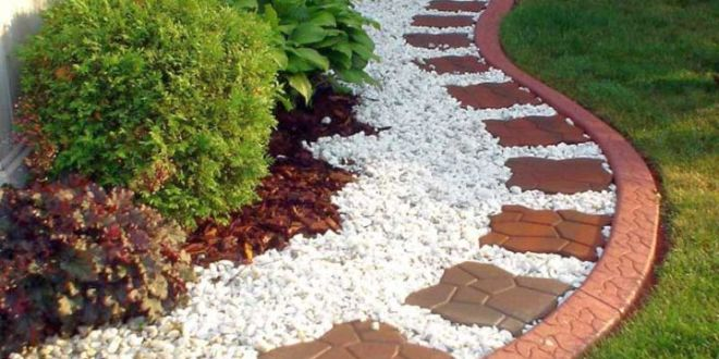 7 Easy Garden Path ideas | Garden Path simple ideas - NatureBring