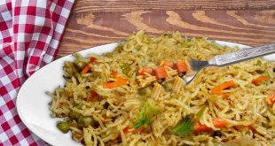 Vegetable Biryani | it's easy to make