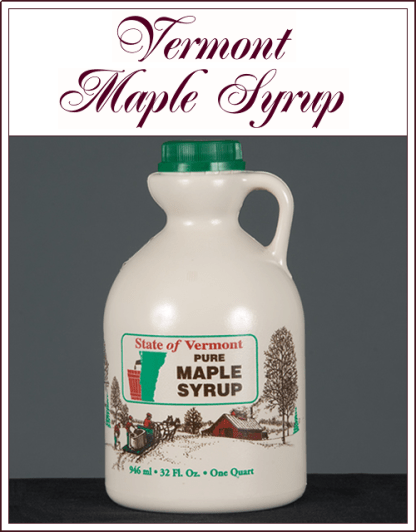 Vermont Maple Syrup - 1/2 Gallon-0