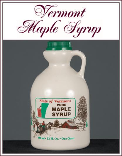 Vermont Maple Syrup - Quart-0