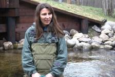 Kim Balke, Biologist Conservation Resource Alliance