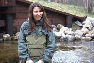 Kim Balke, Biologist Conservation Resource Alliance