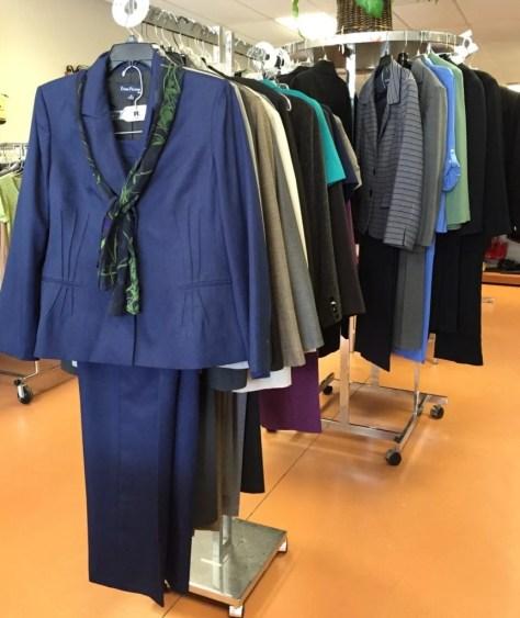 My Career Closet offers professional attire