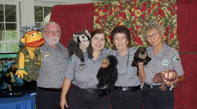 Join the Wildlife Puppeteers for a New Hippo Show