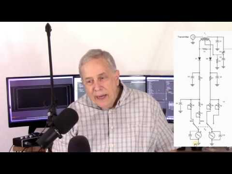 Ham Radio With Jim Heath W6LG--Your YouTube Elmer--Why SWR Changes With Power