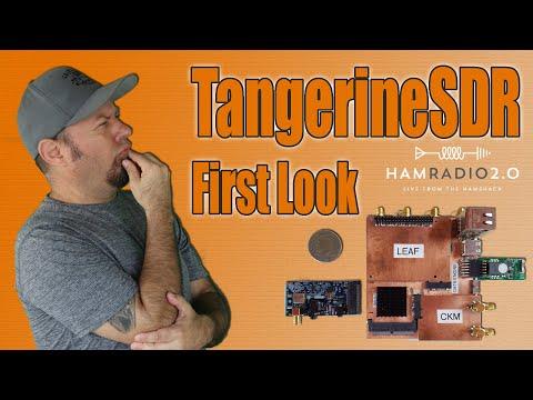 Tangerine Scientific SDR Space Weather Radio - FirstLook