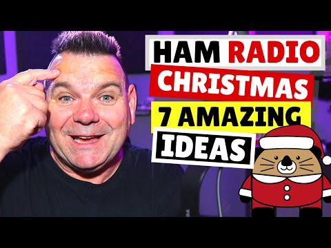 If Ham Radio Suppliers Made Christmas Selling Videos!