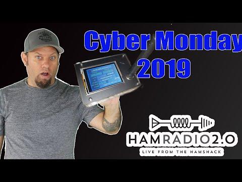 Cyber Monday Ham Radio Deals | Giveaway Winners