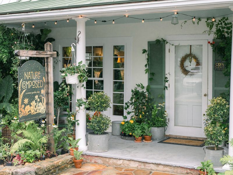 Nature Composed Middleburg Shop