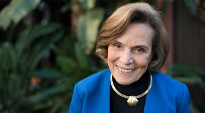 So for everyone in the audience, there's still a chance if you haven't taken the plunge yet. Sylvia Earle Ocean Advocate