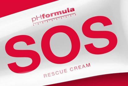 phformula sos rescue näokreem kuivale nahale