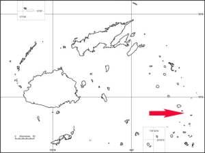 TRIDACNA MBALAVUANA map