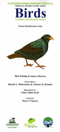 Birds of Samoa and American Samoa