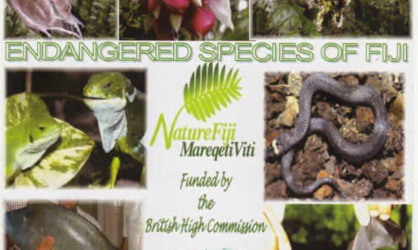 An Endangered Species Compendium