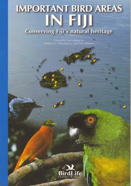 Important Bird Areas of Fiji by Vili Masibalavu, Guy Dutson