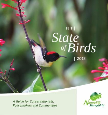 Fiji: State of Birds 2013 Report Launched