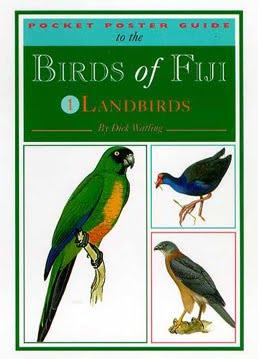Pocket Poster Guide to the Birds of Fiji: 1 - Landbirds