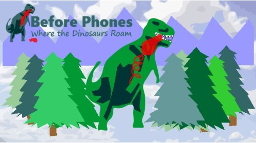 Journey back In Time<br><span style='color:#585858;font-family:Courier;font-size:20px;'>with Dino</span>
